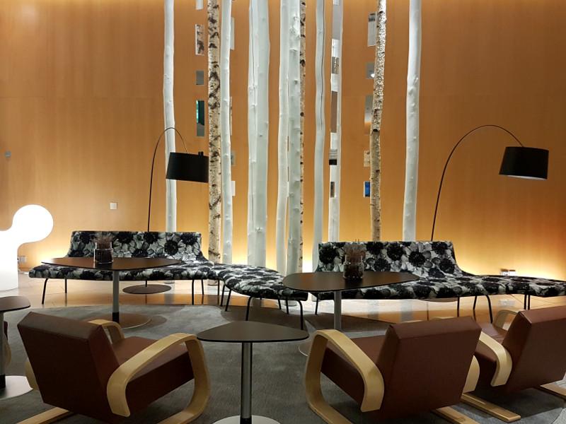Hilton Helsinki Airport Hotel - Hotellobby