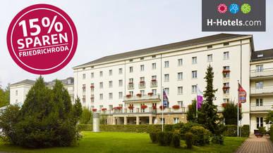 Hotel Deal Gotha, Thüringen bei H-Hotels