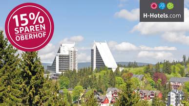 Hotel Deal Thüringer Wald bei H-Hotels