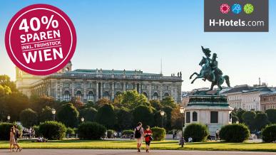 Hotel Deal Wien bei H-Hotels