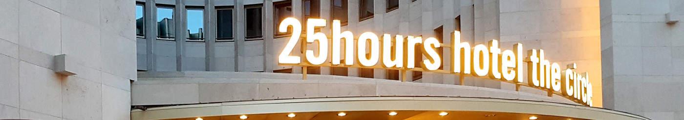 25hours Hotel The Circle Köln Neueröffnung im Gerlingquartier – Designhotel mit toller Dachterrasse