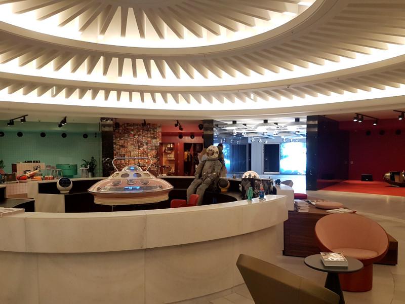 25hours Hotel Köln Designhotel