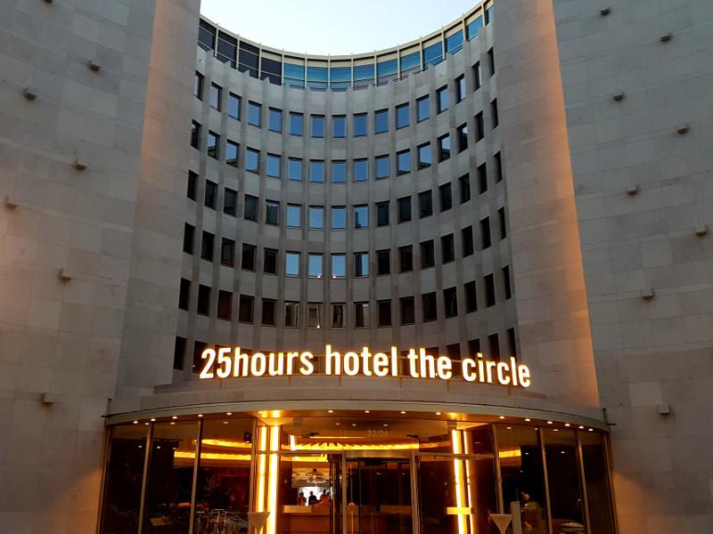 25hours Hotel Köln Neueröffnung im Gerlingquartier