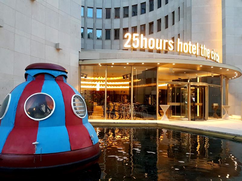 25hours Hotel Köln Neueröffnung