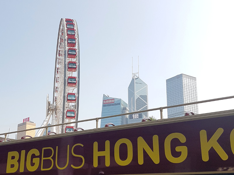 Hongkong Big Bus 10% Rabatt