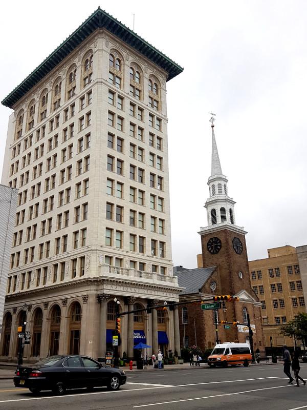 Hotel Indigo Newark Downtown Erfahrung - Hotelempfehlung für den New York Urlaub