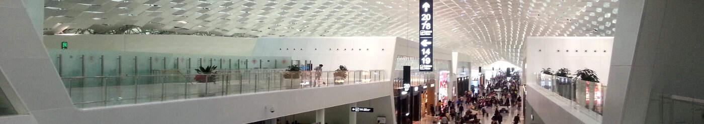 China Reisen: Wie Sie Chinesische Inlandsflüge besonders günstig buchen