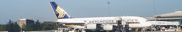 Singapore Airlines - Business Class Angebote