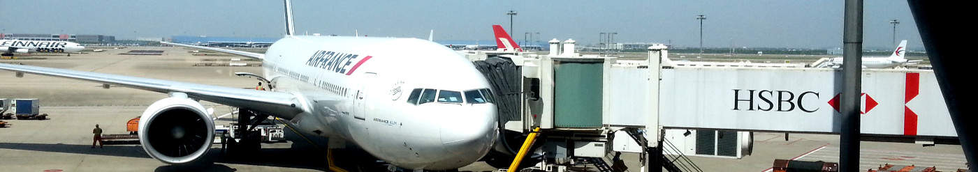 Air France Angebote: Flugreisen nach New York ab 296 Euro, Panama ab 394 Euro, Bangkok ab 412 Euro, Rio de Janeiro ab 444 Euro
