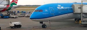 KLM Business Class Angbote ab 1341 Euro: Abu Dhabi, Nairobi, Panama, Quito, Peking, Kapstadt