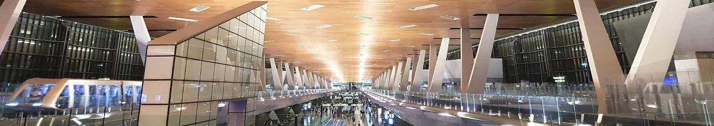 Qatar Airways Transit Programm mit Stopover im 5 Sterne Hotel in Doha