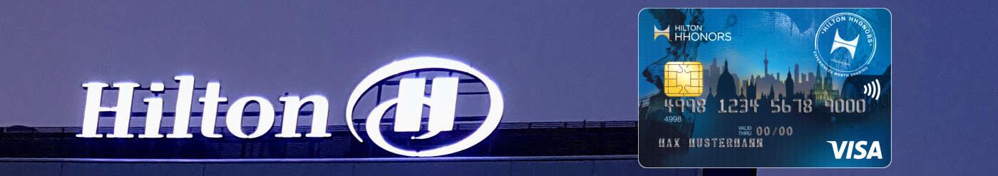 Hilton Honors Gold Status mit der Hilton Honors Kreditkarte: Kostenloses Frühstück, Zimmer Uprades – lohnt sich bei nur 2 Hotelübernachtungen pro Jahr