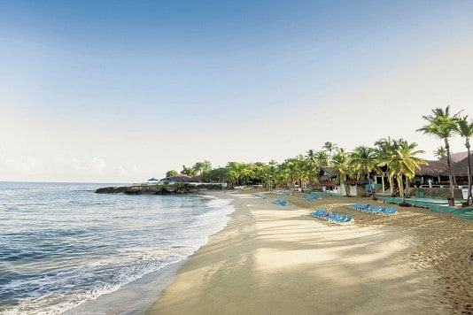Flugreise in die Dominikanische Republik, 7 Hotelnächte, Direktflug, Casa Marina Beach 3,5 Sterne Hotel mit All Inclusive, Zug zum Flug