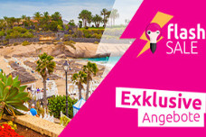 Urlaubsreise 1 Woche 4* Teneriffa bei Lidl Reisen - Urlaub Spanien + andere Flash Sale Reiseziele