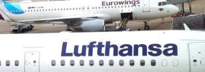 30 EUR Promocode Gutschein von Lufthansa