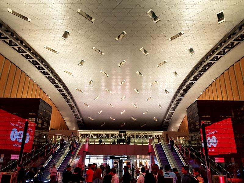 Qatar Airways Stopover Flughafen Doha Erfahrung