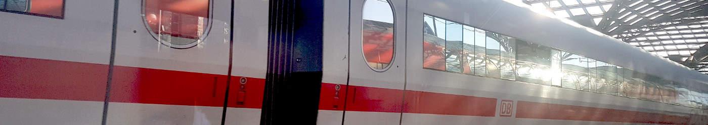 Deutsche Bahn Gutschein: 5% Rabatt