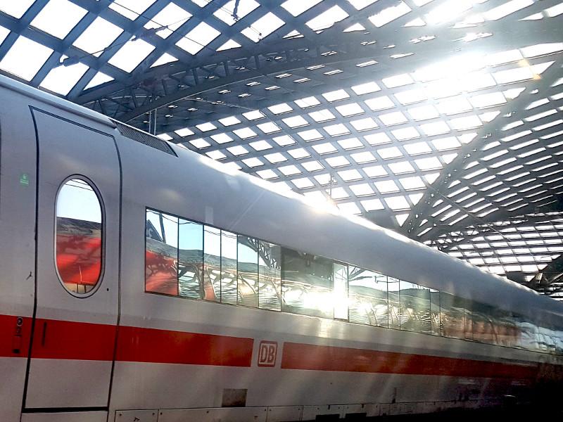 Bahn Gutschein 5% Rabatt