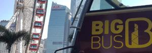 Bis zu 25% Rabatt Gutscheine für Big Bus Hop-on, Hop-off Sightseeing Touren – Angebote für Stadtrundfahrten mit dem Bus in vielen Städten weltweit