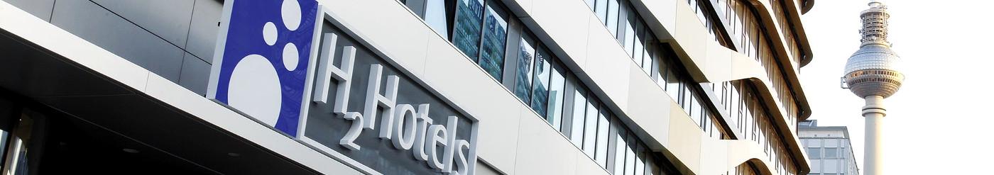 H-Hotels Gutschein: 40% Rabatt in Hamburg, 30% Rabatt in Leipzig und 20% Rabatt in H4 Hotels, H2 Hotels, H+ Hotels sowie Hyperion Hotels