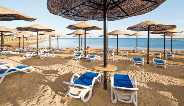 Flugreise nach Ägypten, Kreuzfahrt auf dem 5* Schiff und im 4* Hotel, VP bzw. AI, 7+7 Nächte Nilkreuzfahrt und Badeaufenhalt
