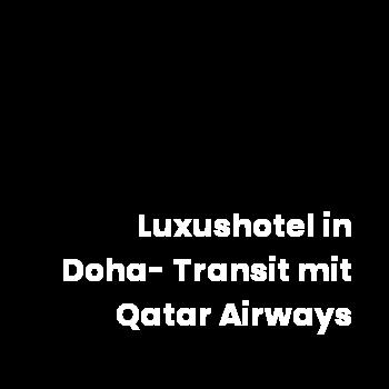 Qatar Airways Stopover + Transit Hotel