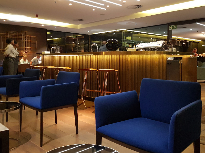 SLOW Lounge Johannesburg gute Bewertung