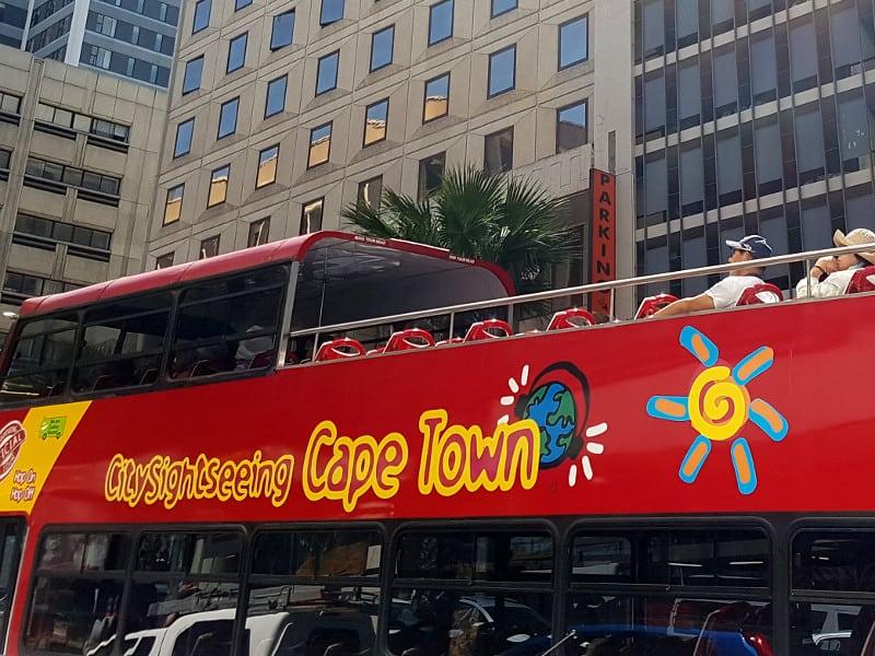 City Sightseeing Bustour Kapstadt Rabatt Gutschein