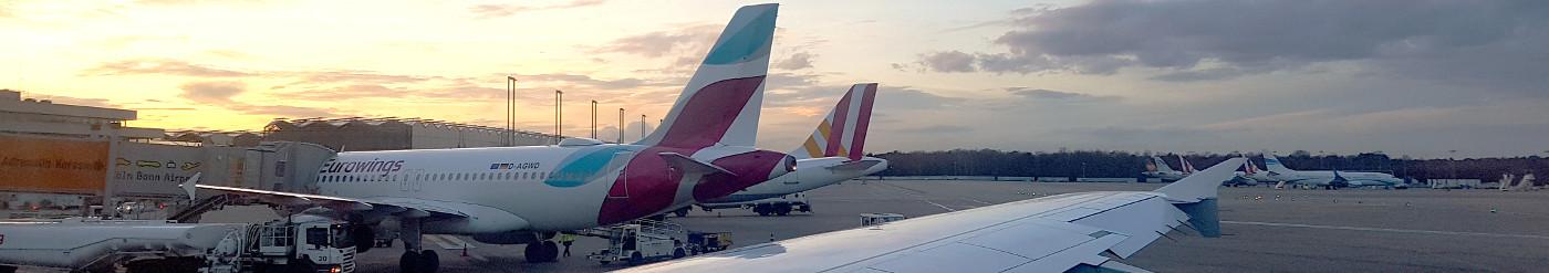 Eurowings Aktion: 25% Rabatt – Deutschland und Europa Flüge ab 19,99 Euro