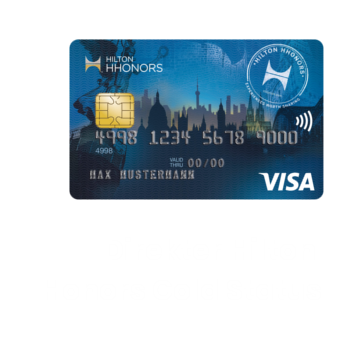 Hilton Honors Upgrades