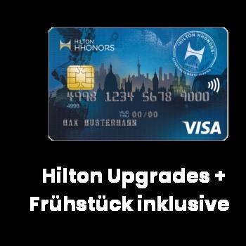Hilton Honors kostenlos Frühstück