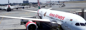 Kenya Airways Angebote: Business Class Flüge nach Kapstadt, Johannesburg ab 1297 Euro