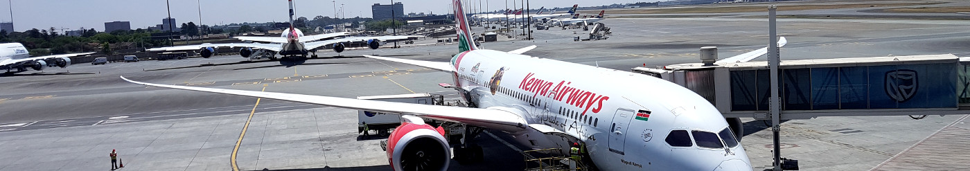 Kenya Airways Angebote: Business Class Flüge nach Johannesburg ab 1249 Euro