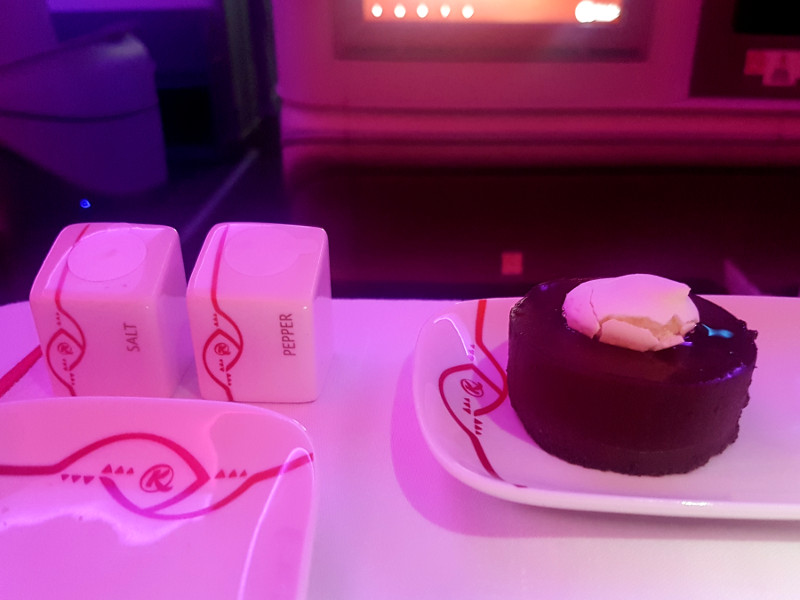 Kenya Airways Business Class Service Premier World