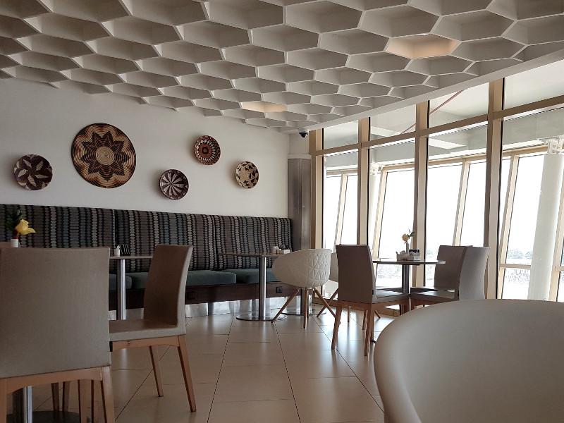 Kenya Airways Lounge Restaurant Nairobi