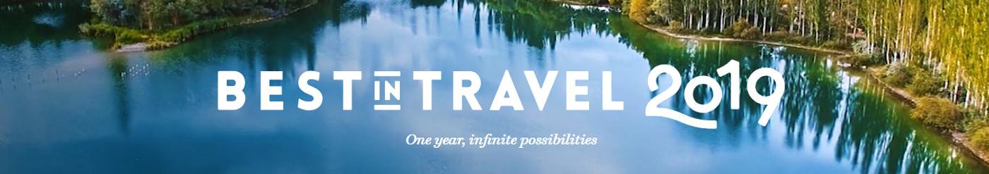 Inspirierende Urlaubsziele 2019: Das sind die Ranglisten der angesagtesten Reiseziele von Lonely Planet