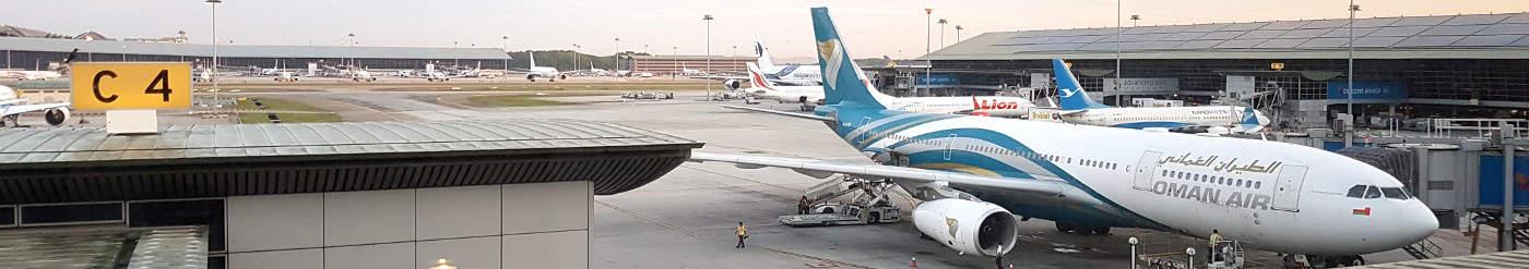 Oman Air Angebote: Bangkok ab 390 Euro, Business Class Delhi, Mumbai, Bangkok, Dubai ab 1204 Euro