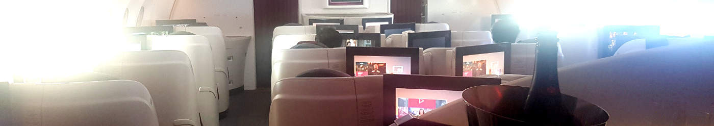 Qatar Airways Business Class ab 1518 Euro: Delhi, Hongkong, Bangkok, Windhoek