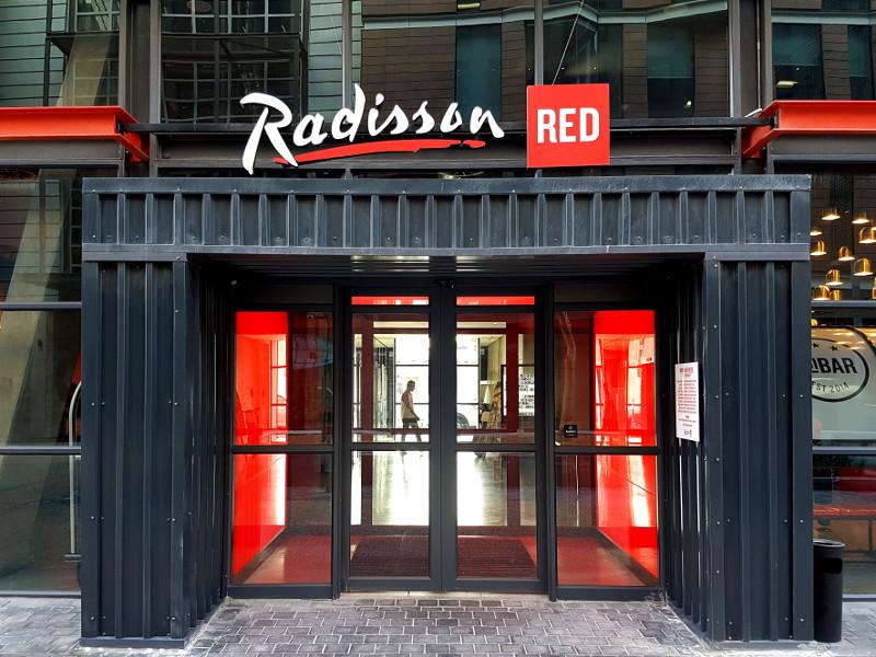 Radisson RED Kapstadt Erfahrung