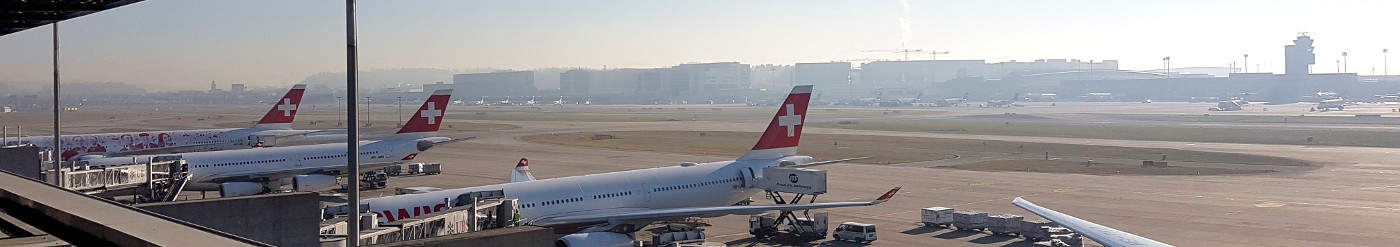 25 CHF Gutschein für Flüge mit SWISS – Günstige Flüge zu europäischen Reisezielen mit SWISS