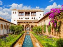 Granada HRS Hotel Deals: Winter im sonnigen Granada – 35 Euro