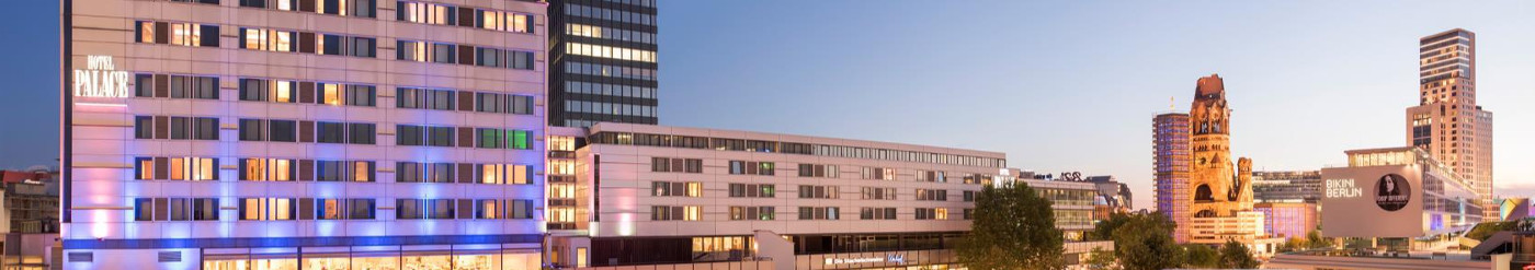 Hotel Palace Berlin: 5* Luxus + zentrale Lage ab 88 Euro