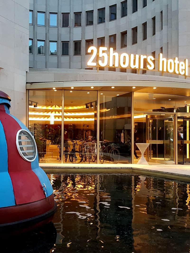 Köln 25hours Hotel