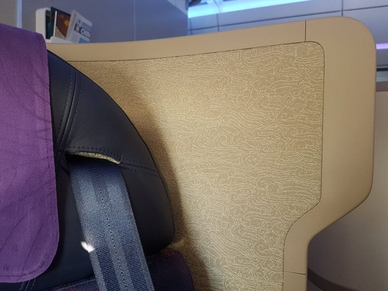 Air China Business Class Moderne Kabine A350