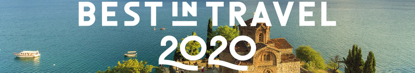 Lonely Planet Reiseführer - Best in Travel 2020 - Reiseideen