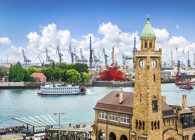 Luxus im Park Hyatt Hamburg, Park Hyatt Hamburg, Deutschland - save 45%