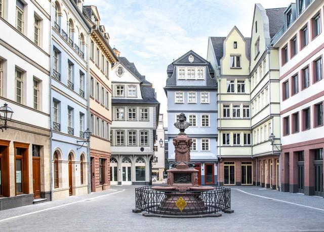 Mainhattan abseits vom Trubel, Flemings Conference Hotel Frankfurt, Frankfurt am Main, Hessen, Deutschland - save 41%