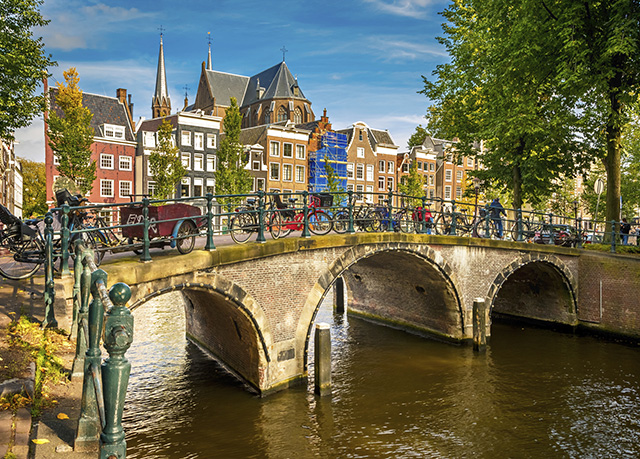 City-Trip in die Grachtenstadt, Eden Hotel Amsterdam, Nordholland, Niederlande - save 25%