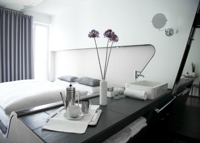 Design-Hotel am berühmten Kurfürstendamm, Hotel Q! Berlin, Deutschland - save 47%