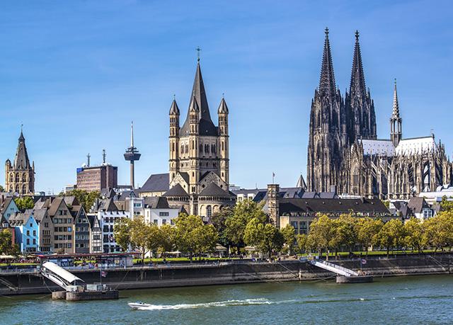 Kölner Designhotel in historischer Kulisse, Hotel im Wasserturm, Köln, Nordrhein-Westfalen, Deutschland - save 33%